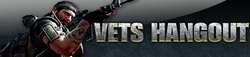 Website of The Vets Hangout